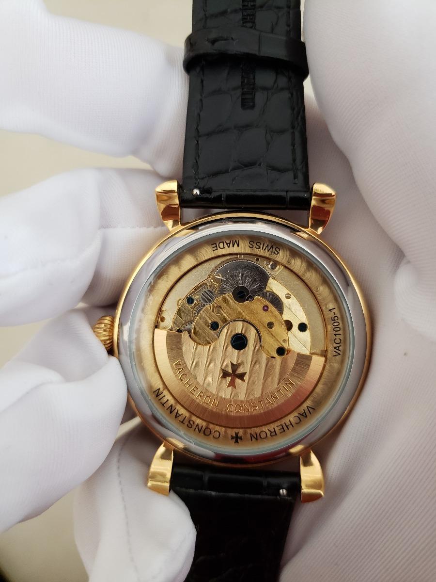 213620bc94a relógio vacheron constantin. Carregando zoom.