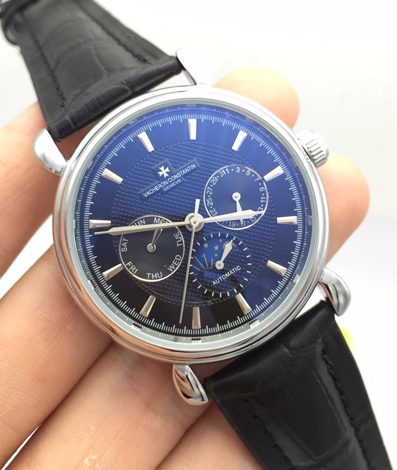 f1768881f98 relógio vacheron constantin automático 100% funcional. Carregando zoom.