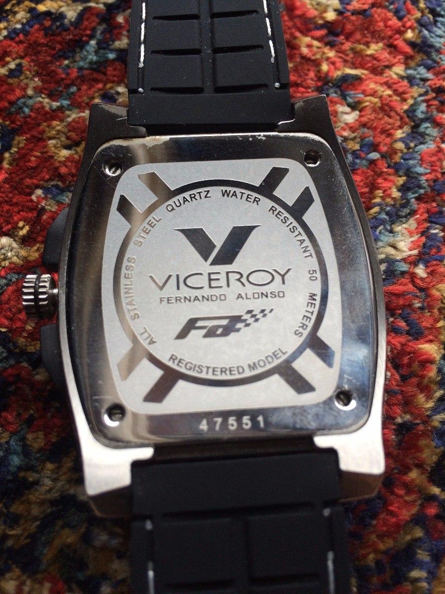 7758e4c5758 relógio viceroy fernando alonso. Carregando zoom.