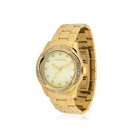 736908ede Relógio Victor Hugo Dourado Original - Relógios no Mercado Livre Brasil