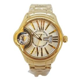 Relógio Victor Hugo Diamonds Gold Vh11096lsg