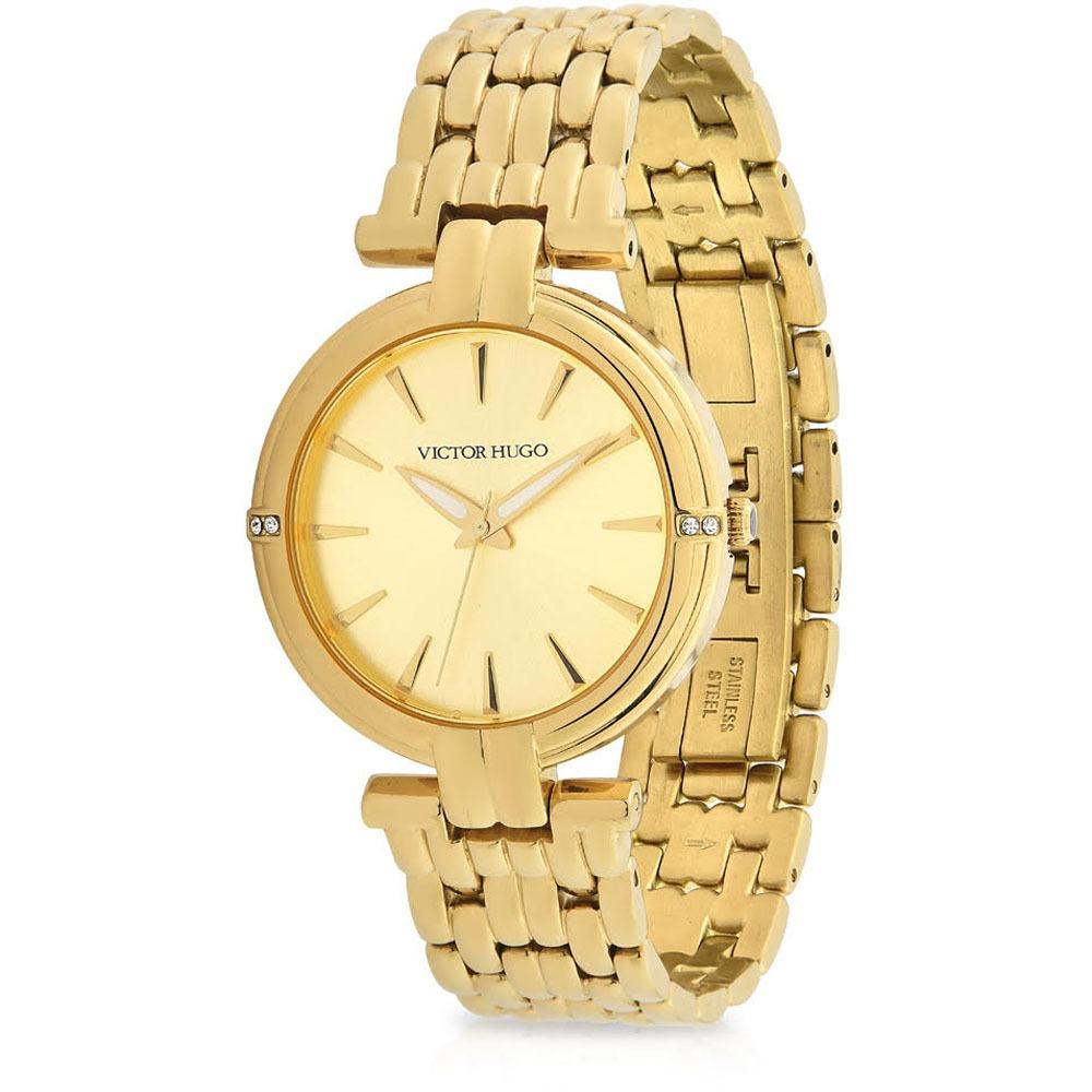 a73860bfc54 relógio victor hugo luxo feminino - vh10147lsg 06m. Carregando zoom.