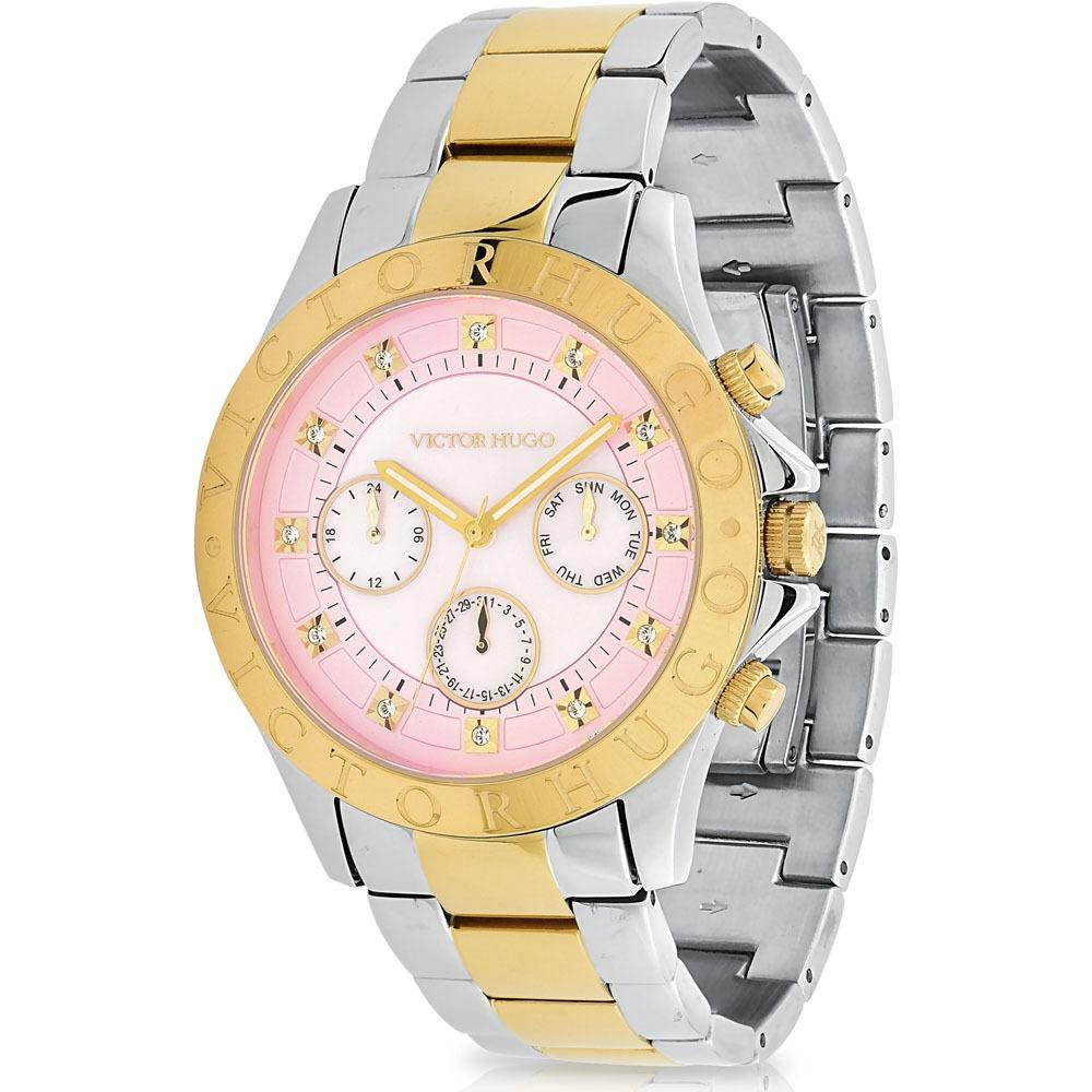 0c528b508b6 relógio victor hugo luxo feminino - vh10155lssg 29m. Carregando zoom.