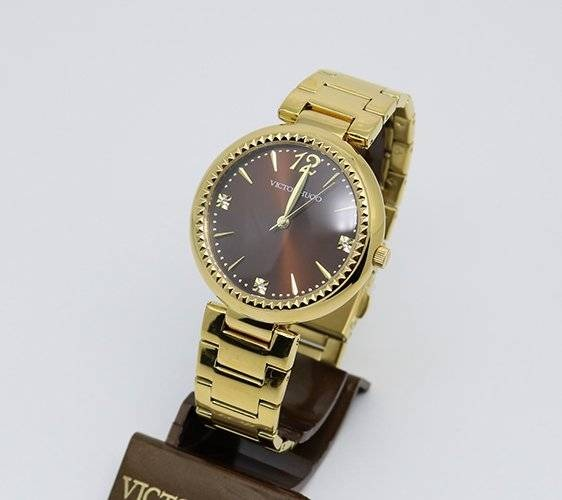 6f6946ced16 Relógio Victor Hugo Vh10154lsg Dourado