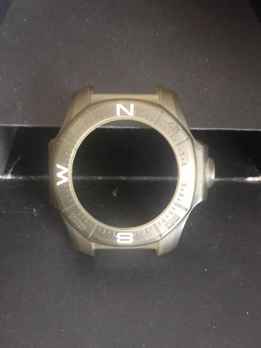 relogio victorinox inox titanium oportunidade ref 241758