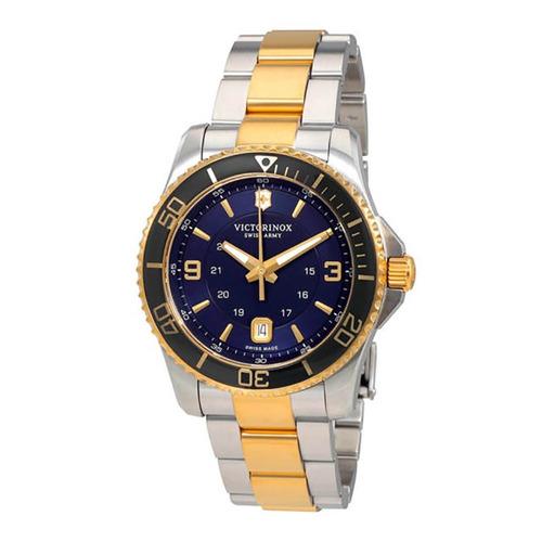 relógio victorinox maverick large azul 241789