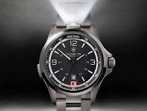relógio victorinox night vision - ref. 241665