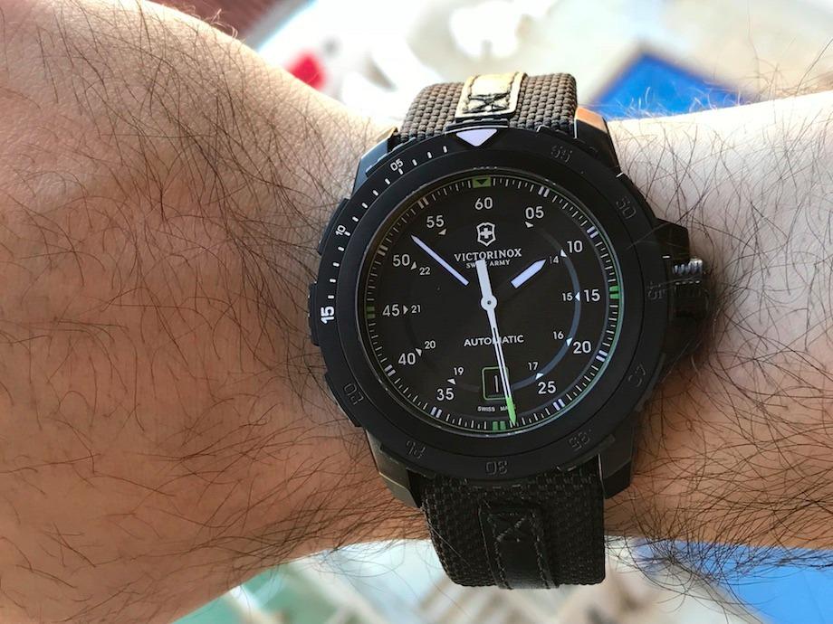 6e4204681c4 relógio victorinox swiss army alpnach automatic 241685. Carregando zoom.