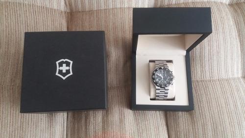 relógio victorinox -  swiss army chrono 241337