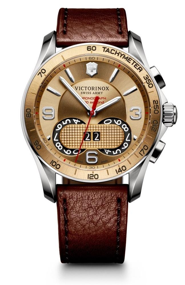8fb75f91eff Relógio Victorinox Swiss Army Chrono Classic 241617 Original - R ...