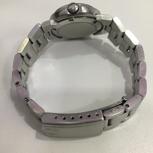 relógio vintage omega dynamic automatic suiço 31mm feminino