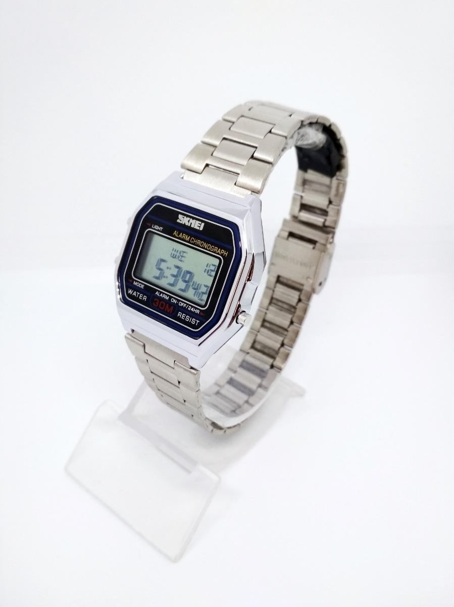 2c55a6c735d relógio vintage retro unisex prata dourado rose casio barato. Carregando  zoom.