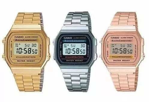 6ae385ad4b8 Relógio Vintage Retro Unissex Feminino Relogio Retrô Vintag - R  59 ...