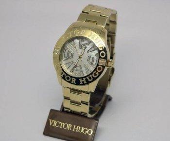 5df65ff8f28 Relógio Vitor Hugo Vh10119 Dourado