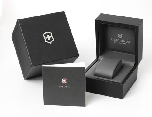 relogio vitorinox i.n.o.x titanium 43mm mod 241759