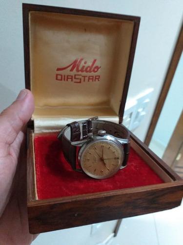 relógio vulcan cricket 1950 raro ( pra sair hoje )