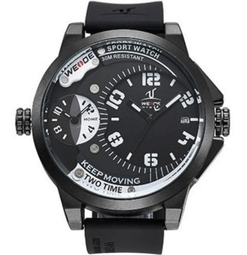 relógio weide masculino barato garantia nota a2237