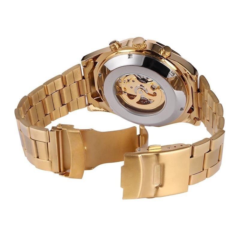 e34e9e2836b relógio winner automático mecânico caveira skull masculino · relógio winner  masculino. Carregando zoom.