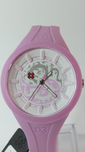 relógio x games  feminino prova dágua 30 m  xfpp0007  --
