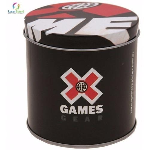 relogio x games  feminino vermelho - xlppd029 bxvx