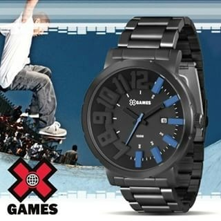5953efb4a7a Relógio X-games Masculino Xmss1027 Preto Menor Preço - R  199