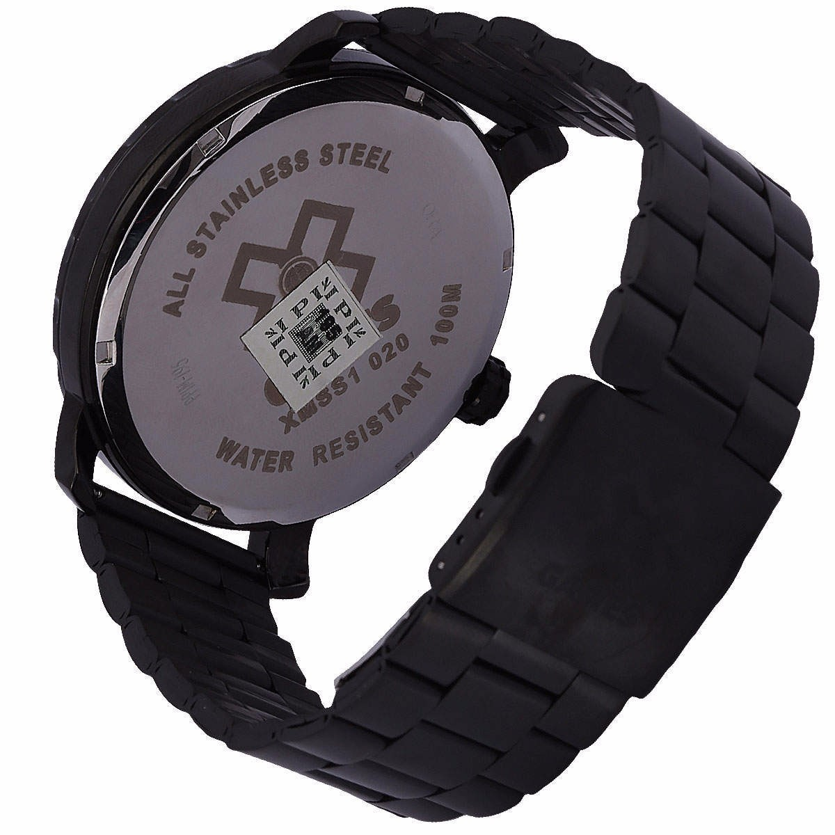 a334682e155 Relógio X-games Masculino Xmss1020 M2px Marrom Aço - R  219