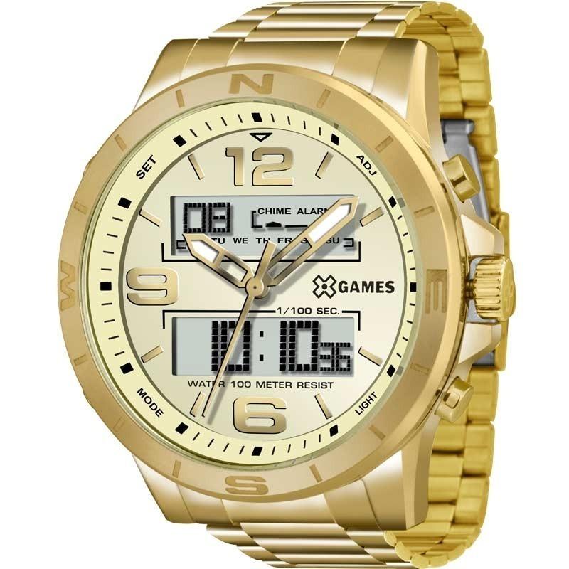 560d9e96a31 Relógio X-games Masculino Xmgsa003 C2kx - R  399