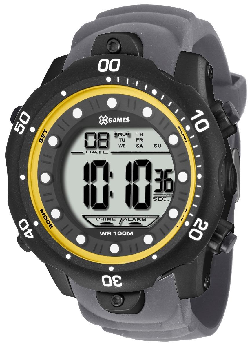 23816aa5217 Relógio X-games Masculino Xmppd354 Bxgx - R  189