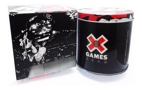 relógio x-games masculino anadigi xmspa014 p2px aço oferta