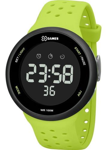 relógio x-games masculino barato garantia original nfe