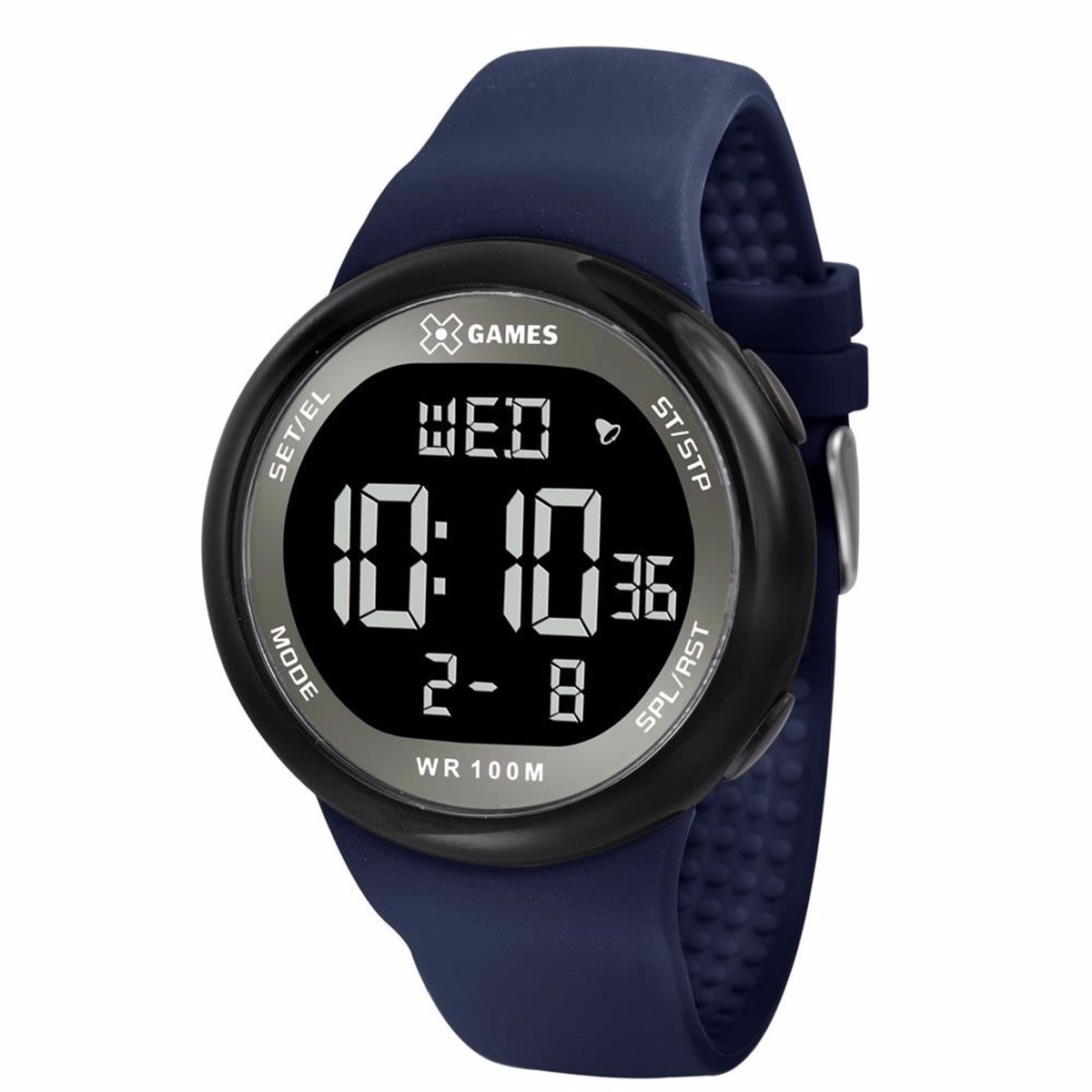 df1d95e75d0 relógio x-games masculino digital 100 metros xmppd440 pxdx. Carregando zoom.