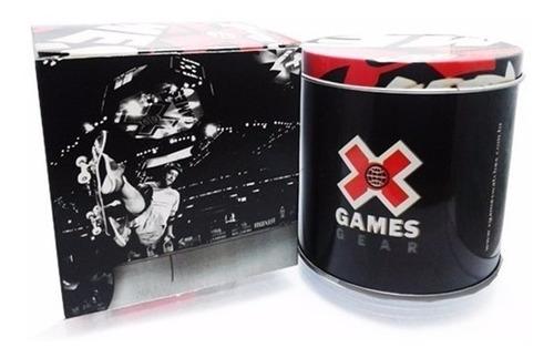 relógio x-games masculino digital xmppd487 camuflado preto