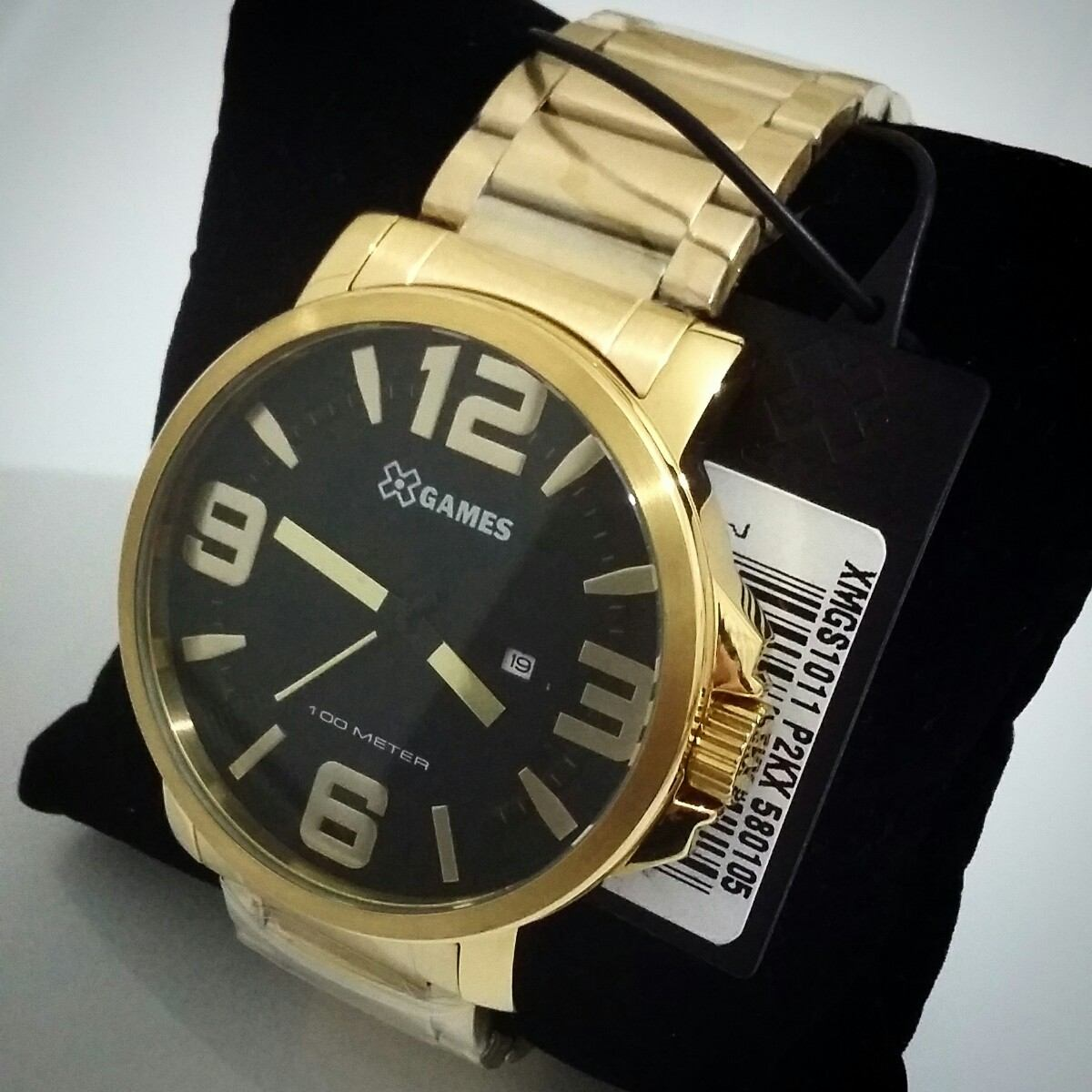 78676f3dddc relógio x games masculino xmgs1011 p2kx - dourado. Carregando zoom.