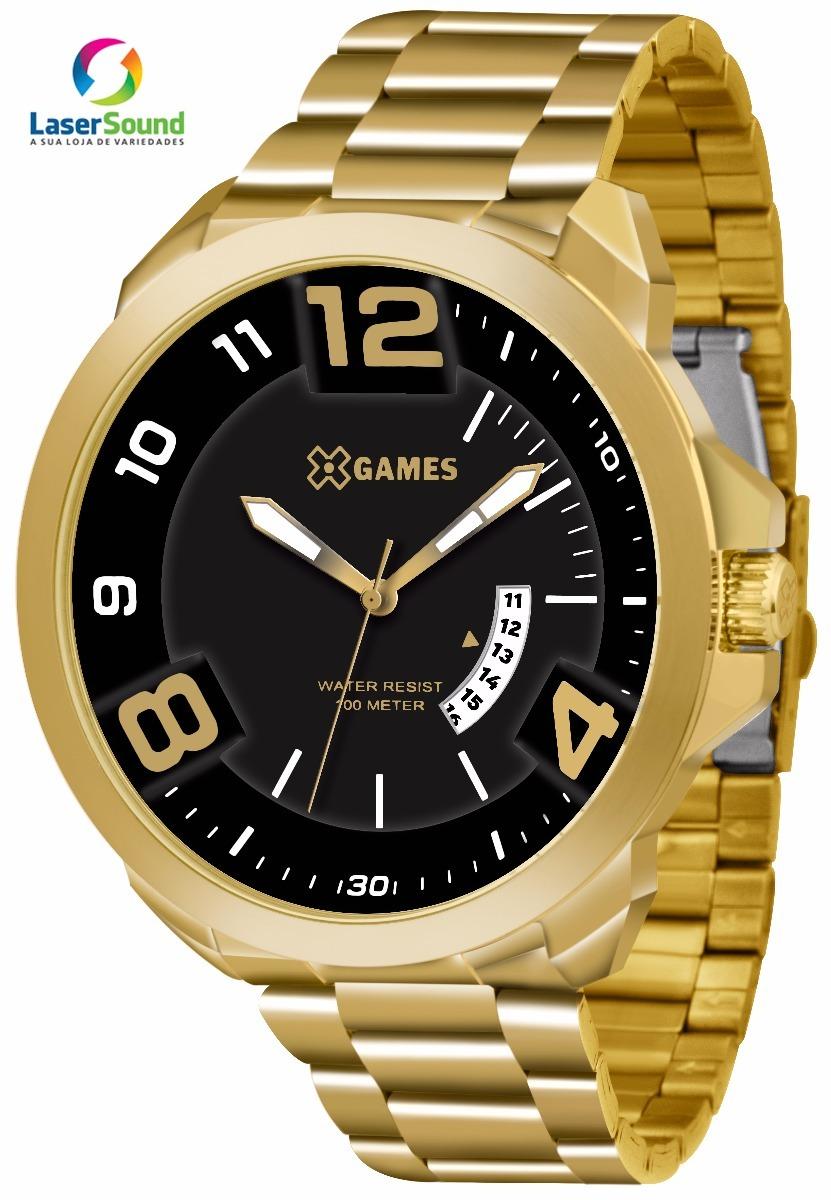 3d09fddbf68 Relógio X-games Masculino Xmgs1016 P2kx
