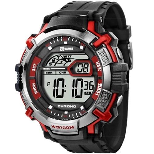 relógio x-games masculino xmppd248 bxpx