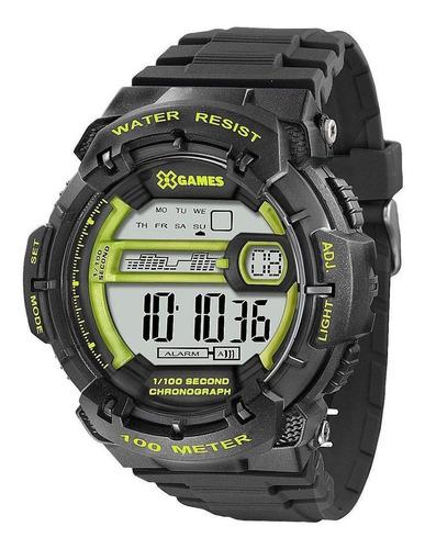 relógio x-games masculino xmppd277 bxpx