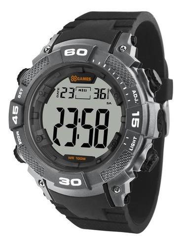 relógio x games masculino xmppd562 bxpx esportivo digital