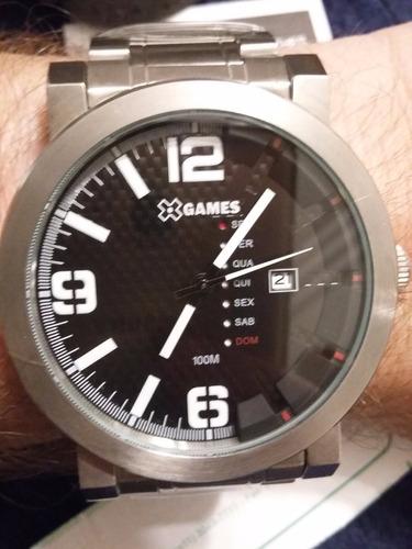 relógio x games - orient - xmss2001 p2sx