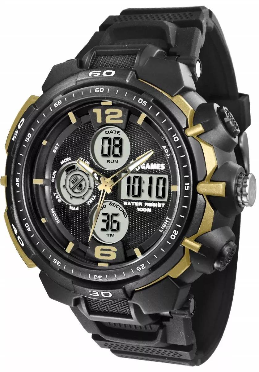 9857fea0a67 relógio x-games sport anadigi xmppa212 b2px masculino. Carregando zoom.