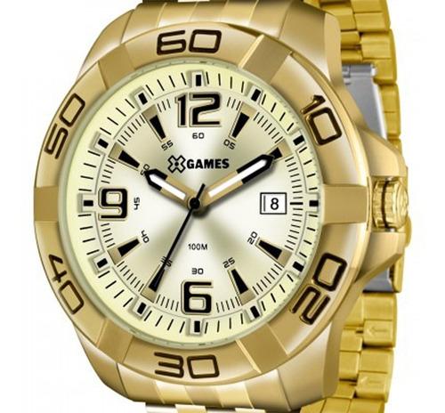 relógio xgames masculino xmgs1023 c2kx c/ garantia e nf