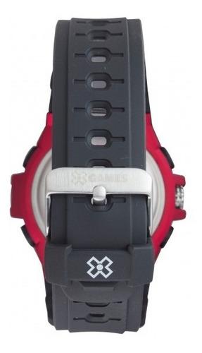 relógio xgames xmppa185 bxpx preto analógi diginal- refinado