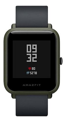 relógio xiaomi amazfit bip original lacrado 12x sem juros retire niterói