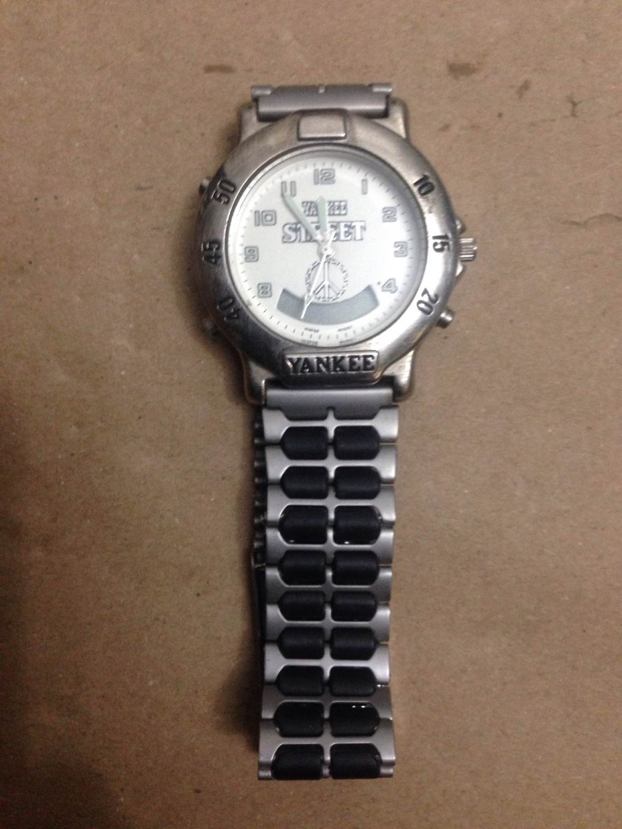 b5d3f61c585 relógio yankee street - anos 90. Carregando zoom.