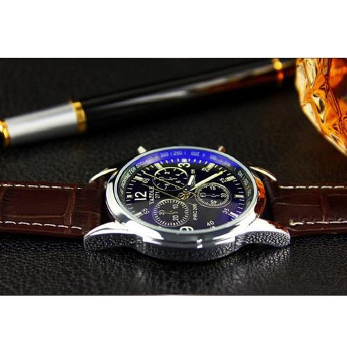 relógio yazole exclusivo, importado, entrega em 60 dias.