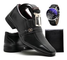 bf549c166692f Sapato Social Espelhado Masculino - Sapatos com o Melhores Preços no  Mercado Livre Brasil