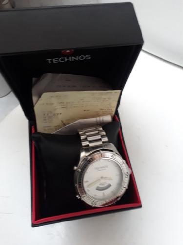 relógio zero original dá technos