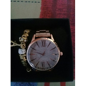 7f15a5aa6a884 Pulseira Para Relogio Michael Kors Dourada - Relógios no Mercado ...