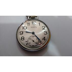 d254c20763d Raridade Relogio Bolso Dumont - Relógios no Mercado Livre Brasil