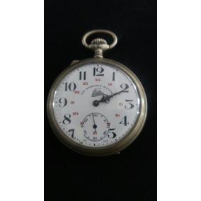 8872250fcaf00 Relogio De Bolso Estrada De Ferro - Relógios De Bolso no Mercado ...