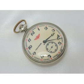 c4d19ff71e004 Relogio De Bolso Antigo Ferrovia - Relógios no Mercado Livre Brasil